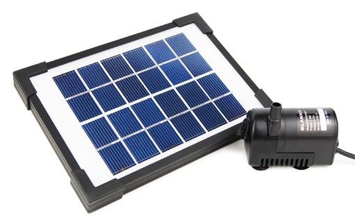 Solar wasserpumpe