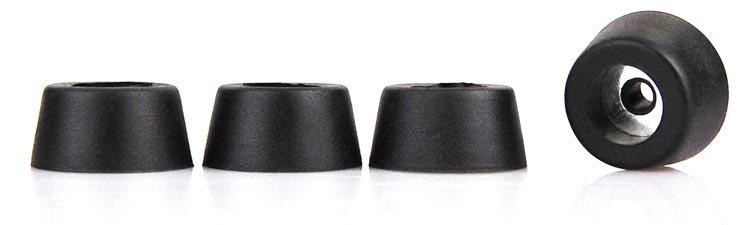 4 f e f r lautsprecher gummi 10 mm h he boxen f sse gummif e gummif sse ebay. Black Bedroom Furniture Sets. Home Design Ideas