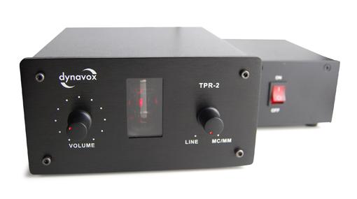 Röhrensound mit dem Dynavox TPR-2