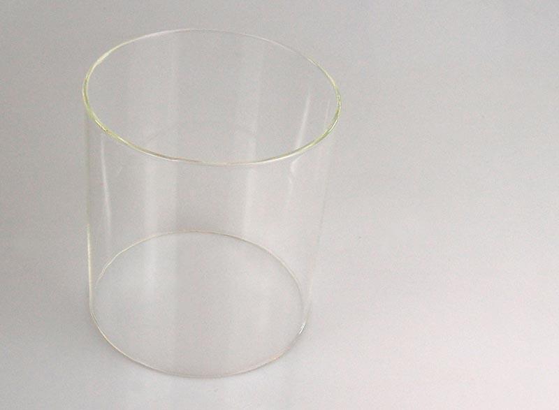 Ersatzglas für Petroleumlampe Laterne Ø ca 106 mm Glas für Petroleum Lampe