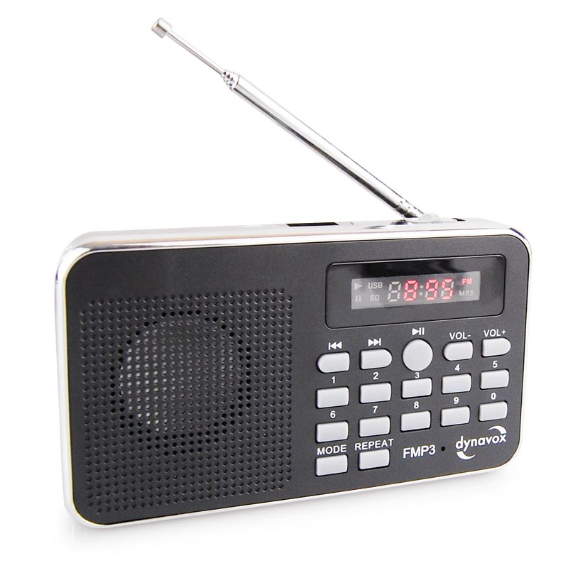 Dynavox MP3 Radio